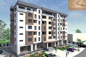 Arena Residence 1 mai 60, Etaj 6, Apartament cu 2 camere, nr 43